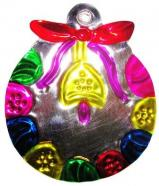 Tin Ornament # 25