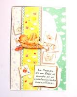 Baby Shower Greeting Card # 101