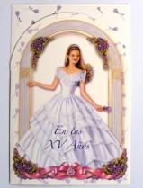 Quinceanera Card # 105