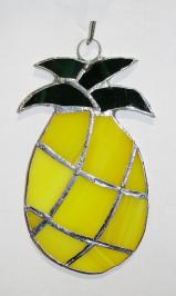 Stained Glass  PINEAPPLE    #288