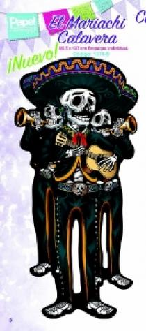 NEW PRODUCT   -  Huge Mariachis!       Almost 5 feet tall!    P1379-9