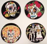 Set of 4 - Talavera Coasters    #DOD23