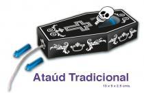 Ataud Tradicional   #P1007  - sold per DOZEN (12)