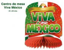 Centro de Mesa Viva Mexico   #P1003